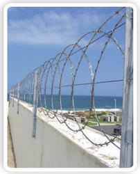Wire Mesh and Razor Fencing