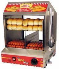 Hot Dog Carts And Hotdog Machine Hire