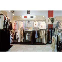 Designer Boutique Clothing Racks From Krishna Engineers