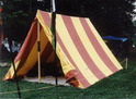 Norman Saxon Wedge Tent