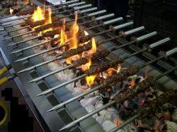 seekh kebab grill machine