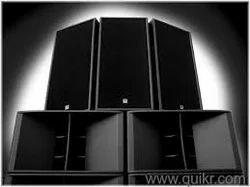 Sound Systems / DJ System