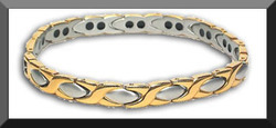BRSD05 : Magnetic Stainless Steel Boost Bracelet