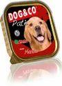 Dog&Co Pate' Con Manzo  Petfood