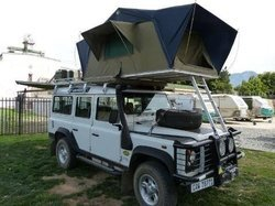 Rooftop Tents  sc 1 st  HelloTrade & Rooftop Tents from Hannibal Europe By Daams. Distributor of Roof ...