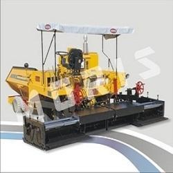 Semi Hydro Wet Mix Paver Finisher