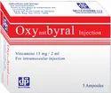 Oxynatbyral Ampoule