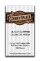 Gummed Cigarette Papers