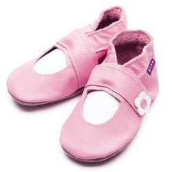 Mary Jane Baby Pink Shoes