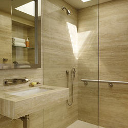 Perfect Indian Shores Beach Bubble Bath Bathroom  Contemporary  Bathroom