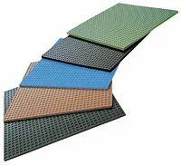 machine vibration pads