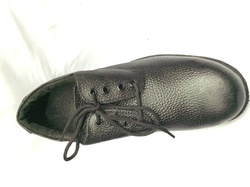 N.Constro Leather Shoes