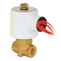 High Temperature Port Valve