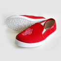 Serena Red ( Canvas Shoes)