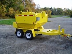 Asphalt Recycler Patcher Equipment