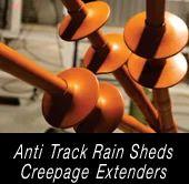 Anti Track Rain Sheds