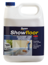 Showfloor Cleaner and Degreaser