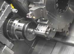 Bar-Fed Twin Spindle