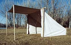Baker Lean-to & Reliable Tents And Tipis from usa - The Yellowstone Mountain Tent ...