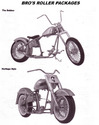 Bobber Roller Kit