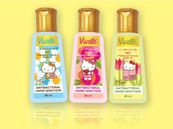 Hello Kitty Hand Sanitizers