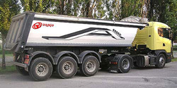 Drago Bolted Tipper Truck