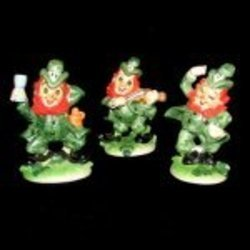 Leprechaun Irish Figurines