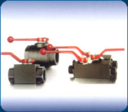 High Pressure Valves