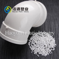 Virgin PVC Raw Material For Injecting Ufitting