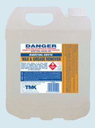 Wax and Grease Remover Degreaser