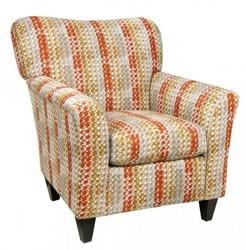 Sloane Sofa In Smoke Torre Accent Chair from J Henry