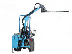 Brush cutters rear hydraulic from procomas ltd Hydraulic motor for brush cutter