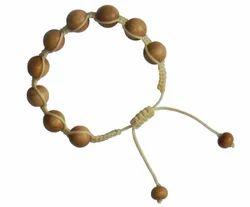 Sandalwood Beaded Bracelet