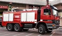 Fire Fighting Vehicle - Climber
