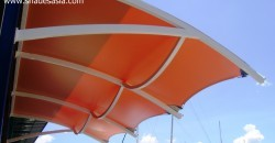 Fixed Awnings Canopies Roofing