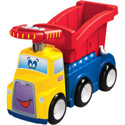 Haul & Play Riding Toy Truck