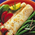 Cod Loin Portions 6 oz IQF, Skinless, Boneless (1/10 lb) 492
