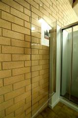 Hinged Shower Panel
