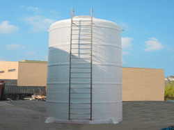 Fiberglass Water Tank, Storage Tank, Chemical Tank