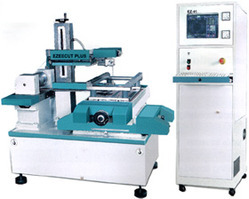 EDM Wire Cut Machine