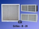 Square & Rectangular Grilles