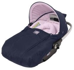 Bon Red Castle Lie Back Infant Car Seat