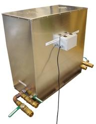 CO2 Scrubber To Absorb Co2 From Air For A Demineralized Water Tank
