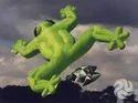 Frog Kite