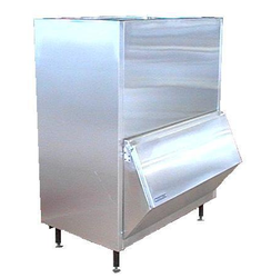 Upright Ice Storage Bin