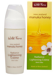 Manuka Honey Radiance Lightening Creme