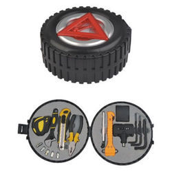 Tyre Shaped Tool Kits