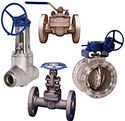 Globe, Check & Knife Gate Valves