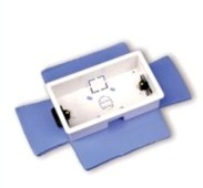 Fire Stop Electrical Backing Box Pads