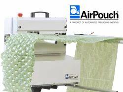 air pouch machine